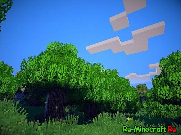 Скачать Шейдерпаки На Minecraft 1.6.4 - shinepullila