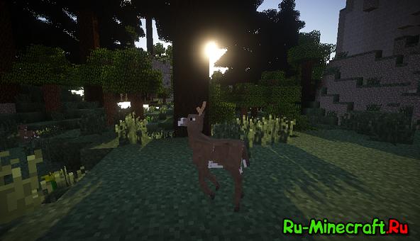 Minecraft 1.6.4 с модом Terra Firma Craft от finit | all ...
