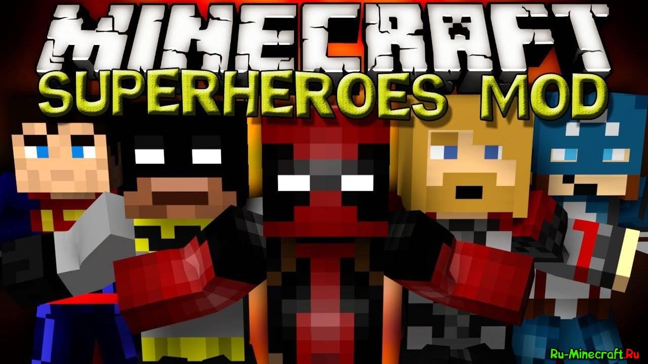 Minecraft ru сайт моды