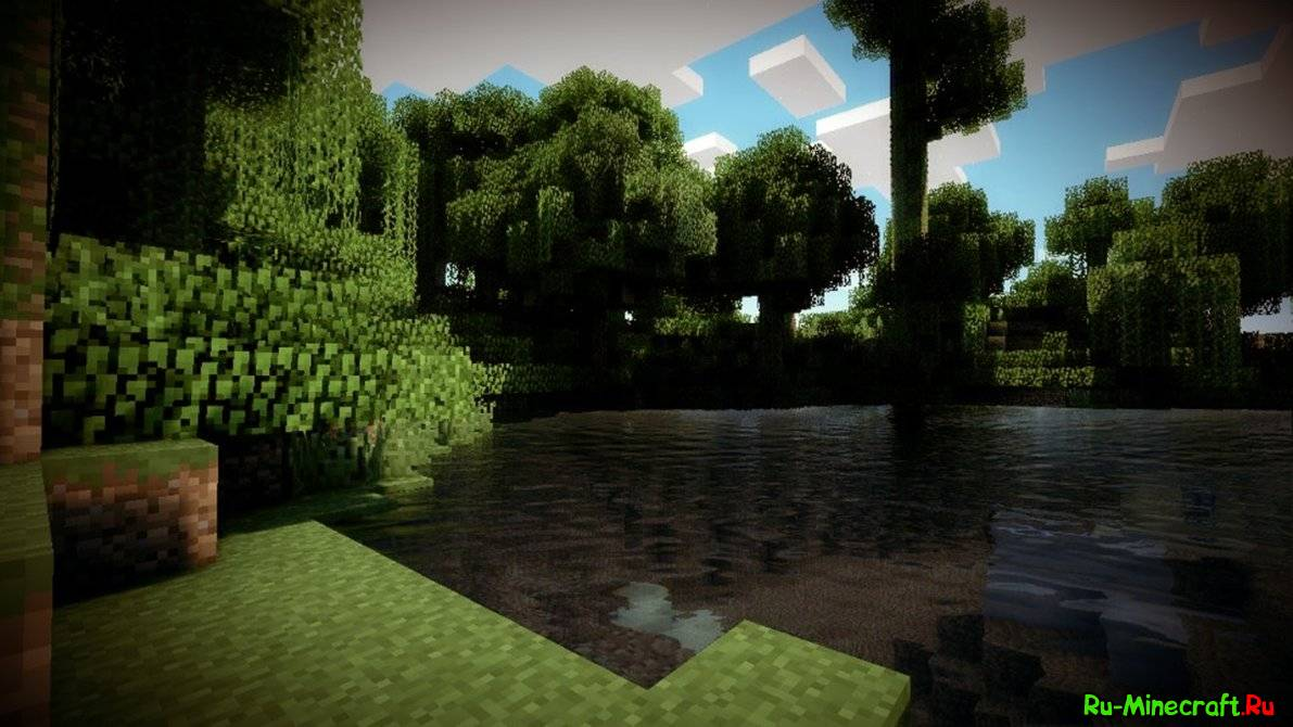 Скачать шейдер Lagless Shaders для Minecraft 1 7 1