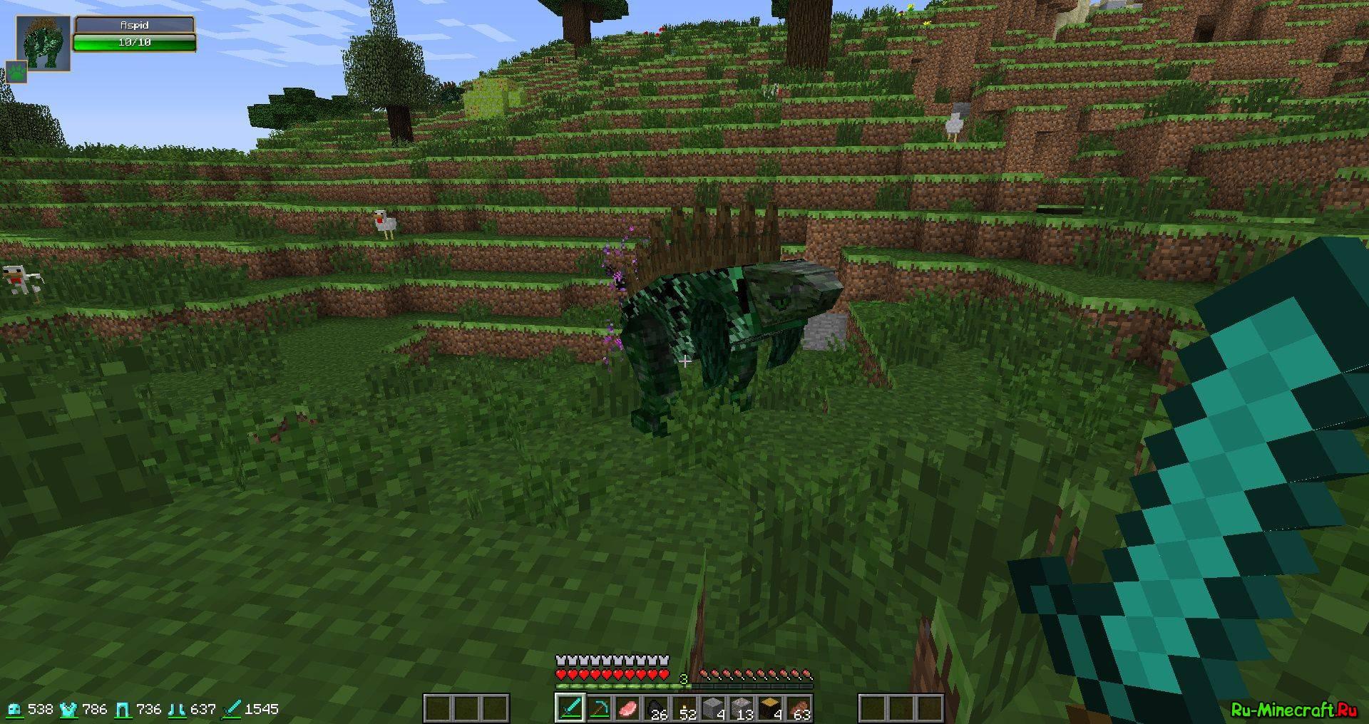 Скачать готовые сервера для minecraft 1.11.2 - 1.10.2 - 1 ...