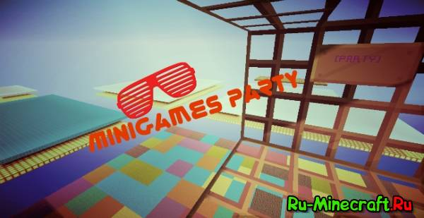 [Plugin][1.7.9] MiniGames Party- ������ ����!