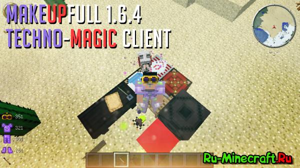 скачать техническую сборку minecraft 1.6.4 #9