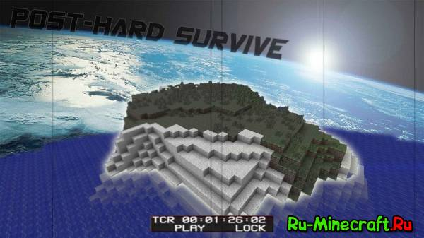 [Client][1.7.2] POST-HARD_SURVIVE-1