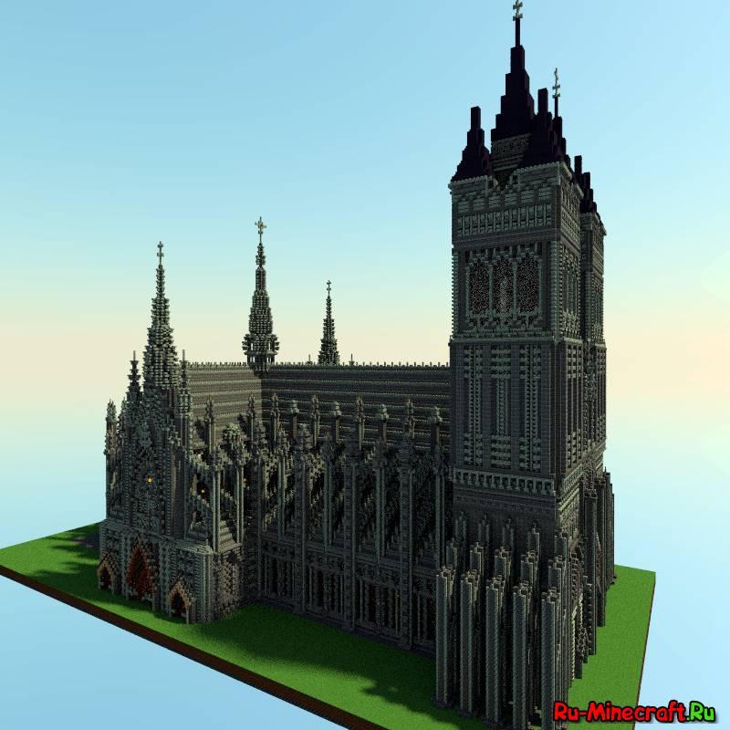 Map cathedral 2 второй собор
