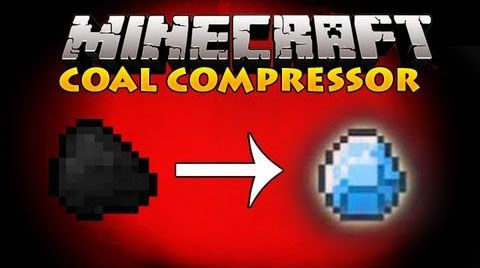 [1.7.10]-Coal to Diamond Compressor-Компрессор