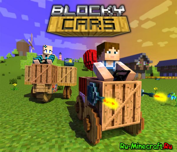[Game] Blocky Cars - �������������� ����� � ���������� ������������