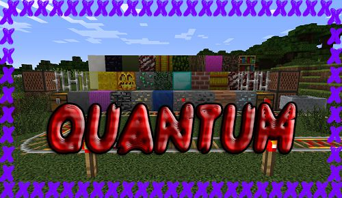 [RESOURSEPACK][1.7.4] Quantum - ������������ ���������
