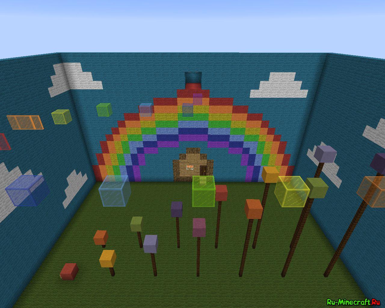 Карты Майнкрафт   Minecraft - Только лучшие!