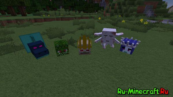 сборка minecraft 1.7.10 rpg magic