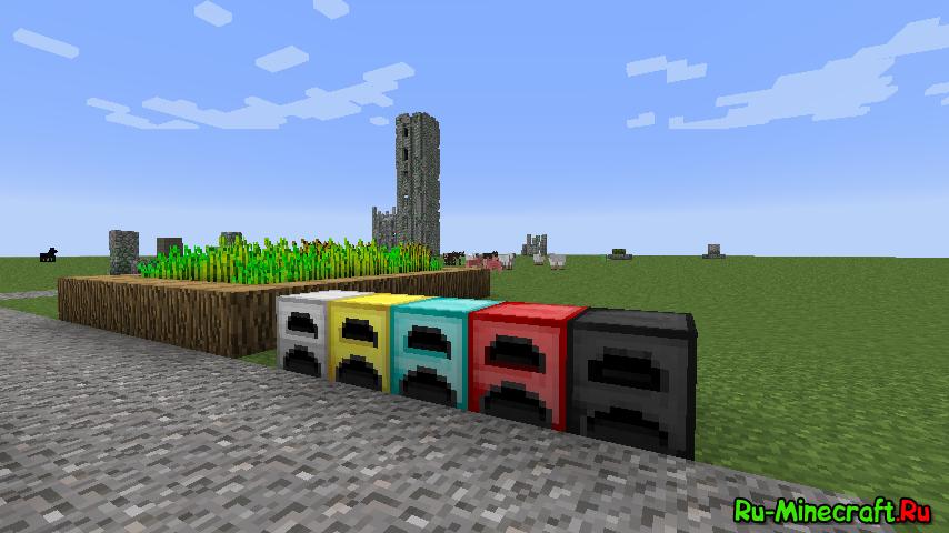 Сборки Minecraft, Minecraft с модами и текстурами