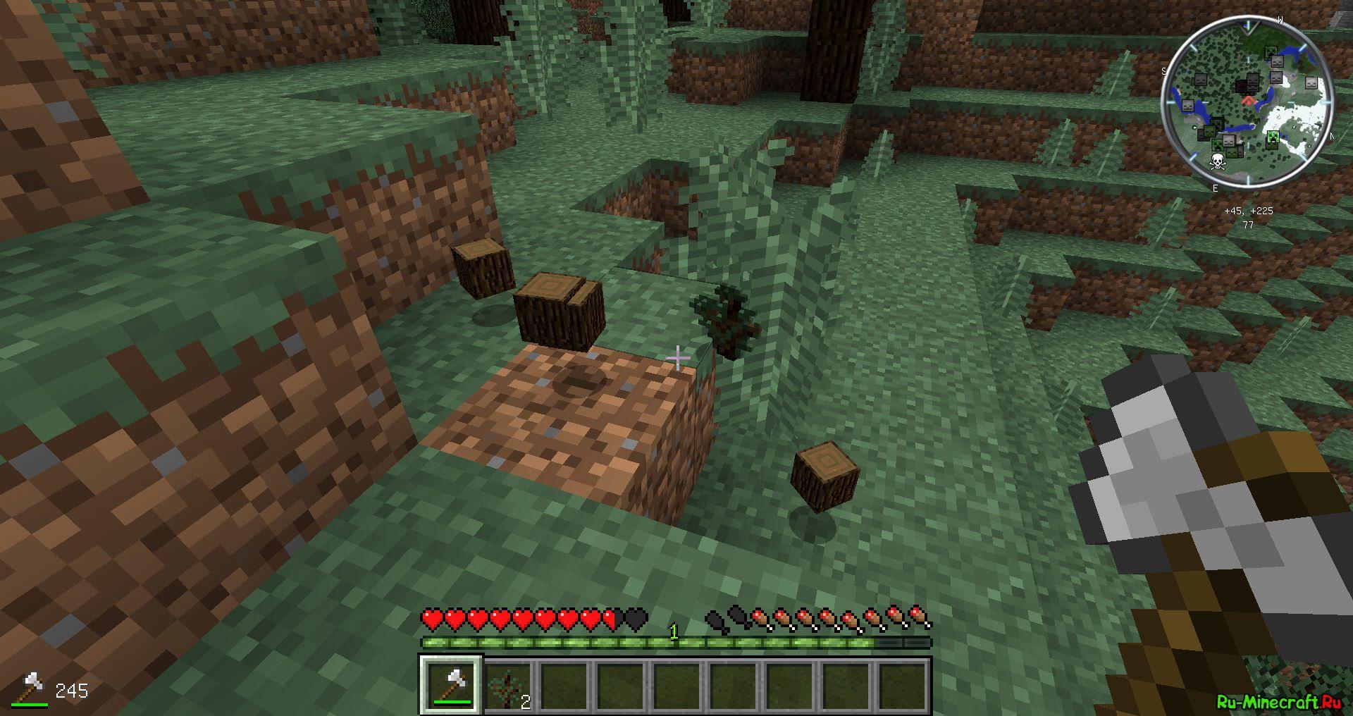Скачать мод на рай для Minecraft 1.6.4