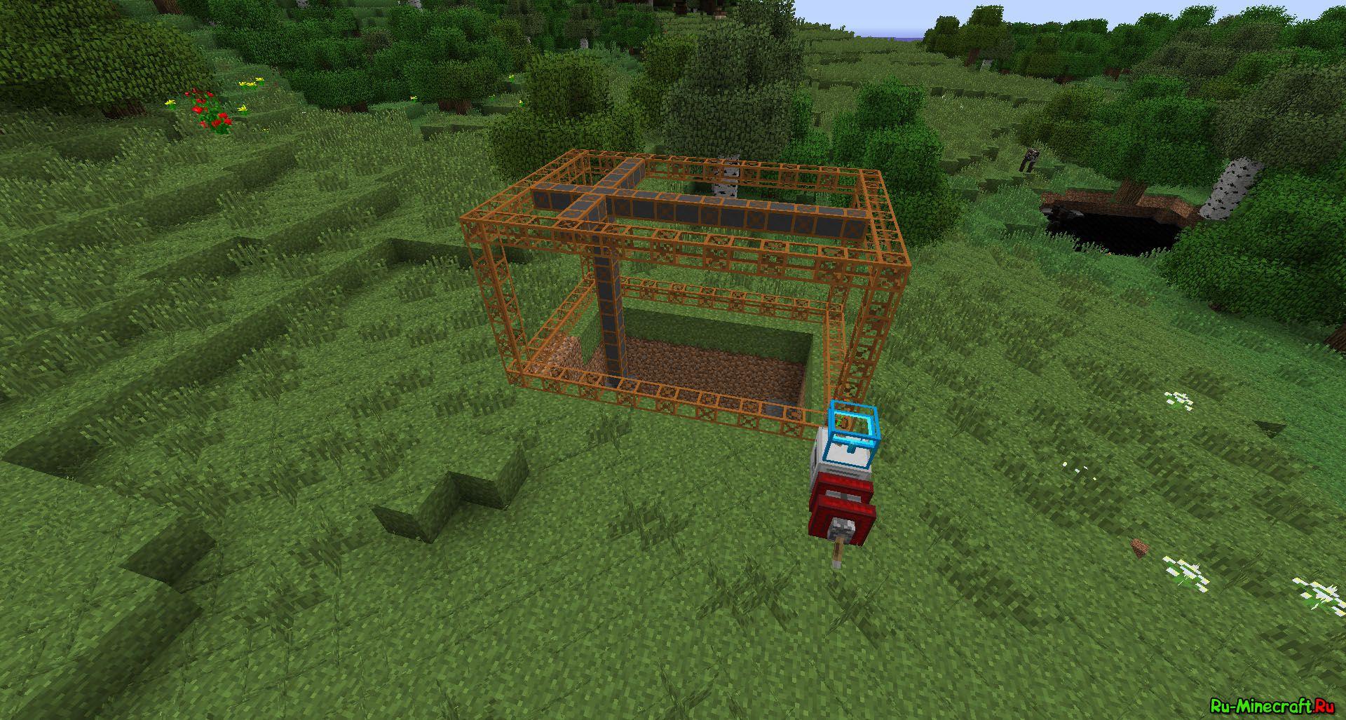 Как сделать свой мод для minecraft 1.7.10 982