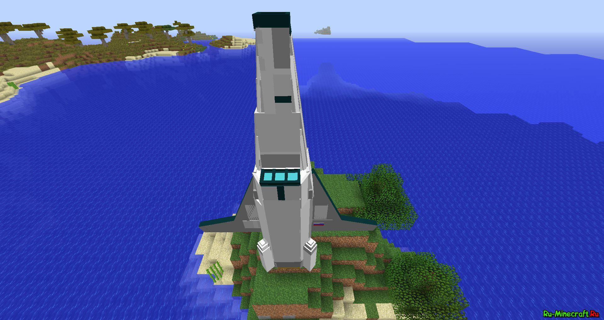 скачать galaxy space 3 для minecraft 1.7.10