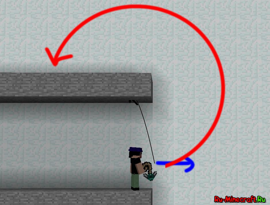 Майнкрафт вики как сделать крюк