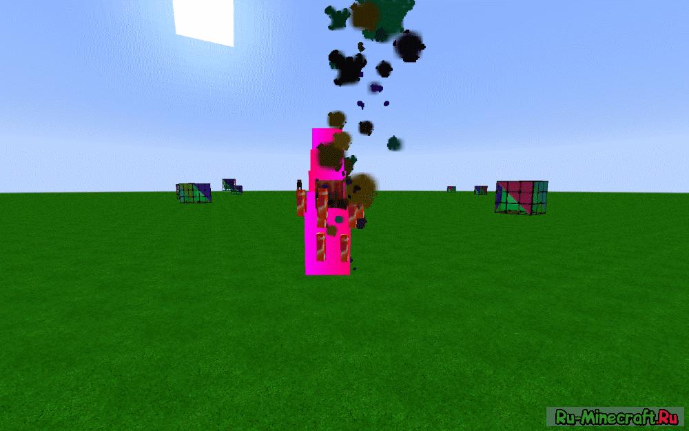 Текстур паки Minecraft 1.7.2 - 1.7.10 - скачать, большой выбор