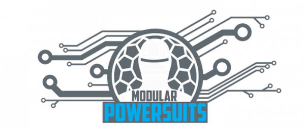 [Mod][1.4.7-1.8.9] Modular Powersuits - �������� ��� ��� ���� Hi-Tech ������!