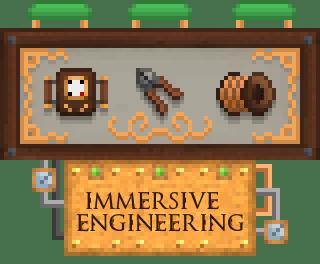 Immersive Engineering - Высшая инженерия! [1.10.2-1.7.10]